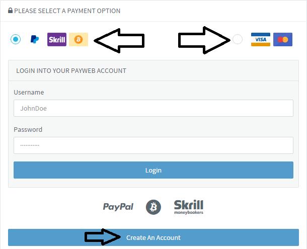 Digitadiko - How to pay via Paypal   Skrill   Credit card